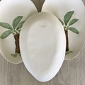 1 x Medium Palm Dish