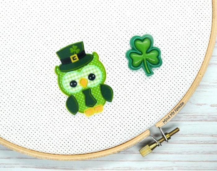 St Patrick/'s Day Needleminders