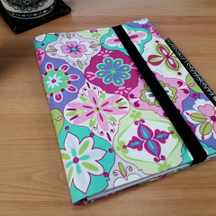 Extravaganza A5 Planner Cover with Elastic Closure