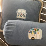 Retro Kombi Van Cushion Covers