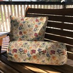 Restful Butterfly Cushion Covers