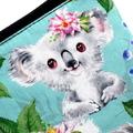 Small Coin Purse in Gorgeous Koala Fabric