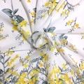 Native Australian Silver Wattle Scarf, Australian Flora Scarf, Scarves