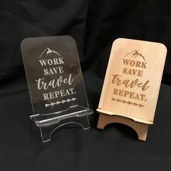 Phone Holder - work save travel