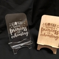 Phone Holder - princess