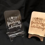 Phone Holder - princess