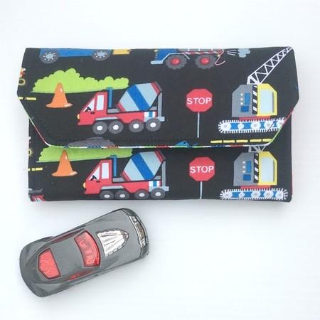 Toy Car Wallet   car carrier   car case
