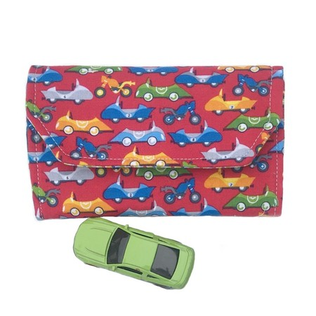 Toy Car Wallet | car carrier | car case