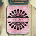 Wild Child - Rectangle Mouse Pad