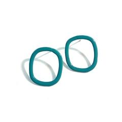 Retro squares Earrings
