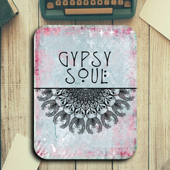 Gypsy Soul - Rectangle Mouse Pad