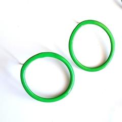 Kermit Earrings