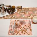 Australian native floral reversible table runner - LITTLE PENDA