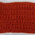 Cowl 100% Australian wool, winter warmer