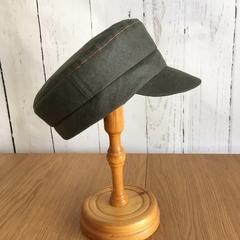 Macchiato Cap - Olive Green - Medium