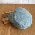 Macchiato Cap - Grey-Blue Chambray - Small