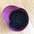 Macchiato Cap - Deep Berry - Small