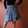 One size fits most (wrap skirt Small - Large)