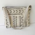 Tribal style Mali mudcloth shoulder bag
