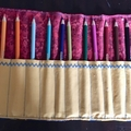 Take Along Pencil Roll