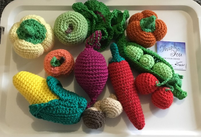 Crochet Fruit And Vegetable Patterns All The Best Ideas | 478x700