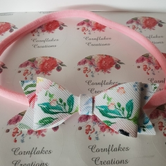 Floral Baby Headband FREE POSTAGE