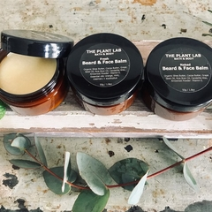 Beard & Face Balm. Men's Skincare. Natural. Vegan. Moisturiser.