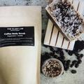 Coffee Body Scrub & Coffee Soap Gift. Natural Vegan Skincare. Men's Skincare