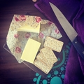 4 pack of beeswax food wraps