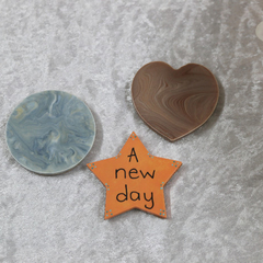 Set of 3 Fridge Magnets