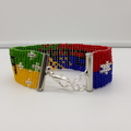 Australia Beaded Bracelet Bright Colour Pattern