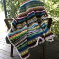 Seaside Stash Busting Blanket No.1