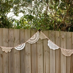 Doily bunting 2.4m