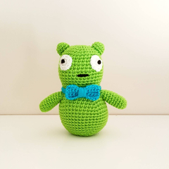Bob's Burgers Kuchi Kopi crochet plush toy, Louise Belcher nightlight, christmas