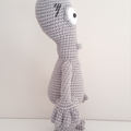 American Dad, Roger the Alien, Crochet Plush Toy, Father's Day Gift