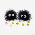 Soot sprite crochet plush, My Neighbor Totoro, Spirited Away, Christmas gift