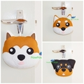 Dog Tooth Fairy Pillow Ornament-Akita Inu Rottweiler Nursery Decor Gift