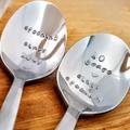 Still Spooning,Spooning Since,Anniversary Custom, husband,wife, gift,wedding
