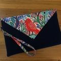 Envelope Clutch - Bird