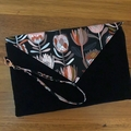 Envelope Clutch - Protea