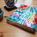 Serape Padded Book Sleeve