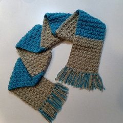 Sky and Sand Scarf
