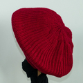 "FREE POST. ""Big Hair"" beanie for  pony tail or dreadlocks. Or wear as a beret."