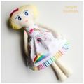 Irida Little Lady Fabric Doll