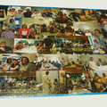 Personalised Jigsaw Puzzle 1000 piece 100% Australian Made + free text added