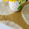 Table topper to brighten up your living room, dining room or bedroom