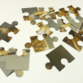 Personalised Jigsaw Puzzle Large Format 12 piece 100% Australian Made