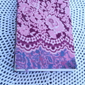 Watercolour Journal Pink - Sketchbook - Art Journal Large