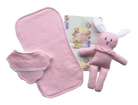 Baby Girl  Gift Set | Baby Shower Gift | Pink Baby Gift
