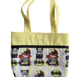 Batgirl Toddler Tote   Toddler bag   Girls bag